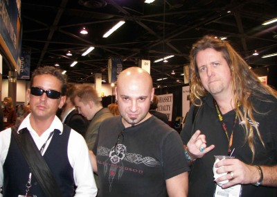 David Draiman from the band Disturbed