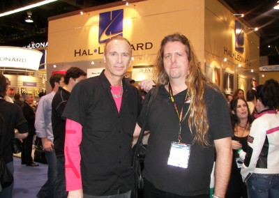 Billy Sheehan From Dave Roth and Mr Big