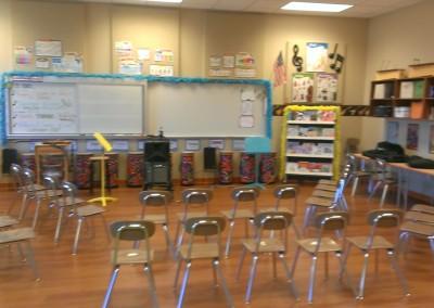 Matt's Class room